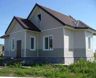 Пример отопления жилого дома при помощи теплового насоса
